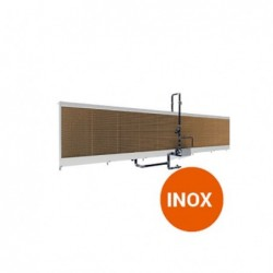 cooling complet cadre inox 2x5,4 refroidissement elevage porc volaille